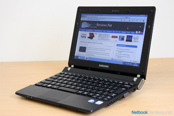 Samsugn N230 - new top netbook in the 10 inch class
