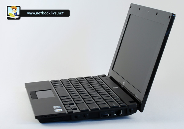 HP Mini 5103 business netbook: solid, reliable and classy