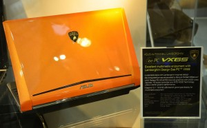 Asus Lamborghini VX6S - new Atom CPU and AMD graphics