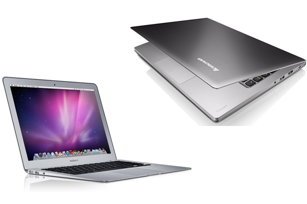 The MBA's unreasonable asking price make all other ultrabooks much more appealing