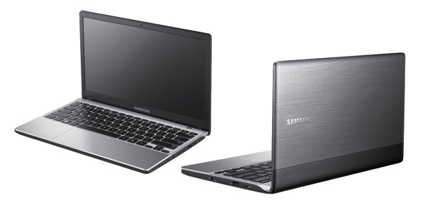 Samsung Series 3 - stylish and yet medium-priced 12 inch laptops