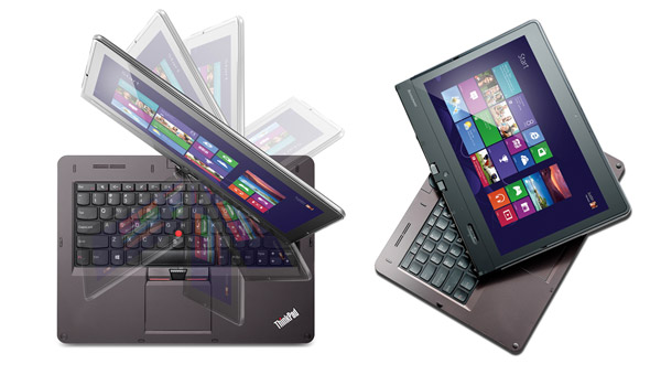 Lenovo ThinkPad Twist - fairly priced convertible tablet
