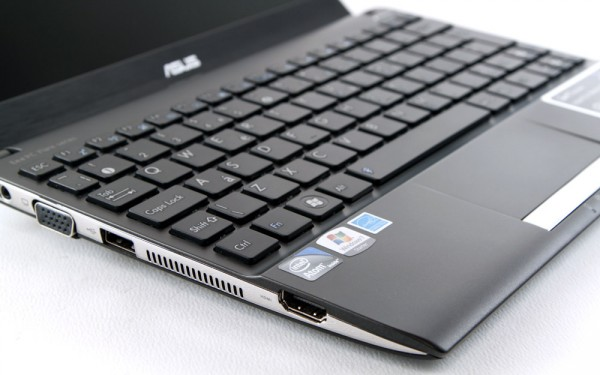 The Asus EEE PC 1025CE is a solid netbook, and the Intel platform can make it or break it for it