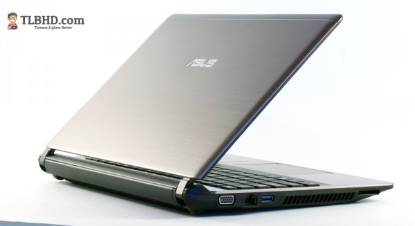 Plenty of things to like about the Asus U32V