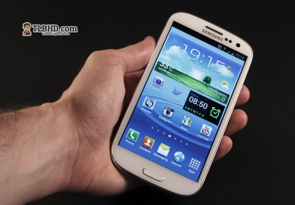 Samsung Galaxy S3 - perhaps the most anticipated Android Smartphone of the moment