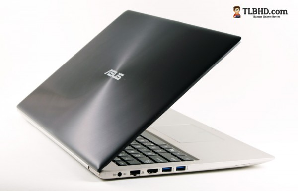 Asus Zenbook U500 - a powerful laptop in an ultrabook body