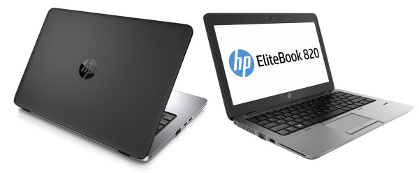 The EliteBook 820 can be the ideal 12-incher for those who appreciate the bare-naked aluminum looks in a business ultraportable