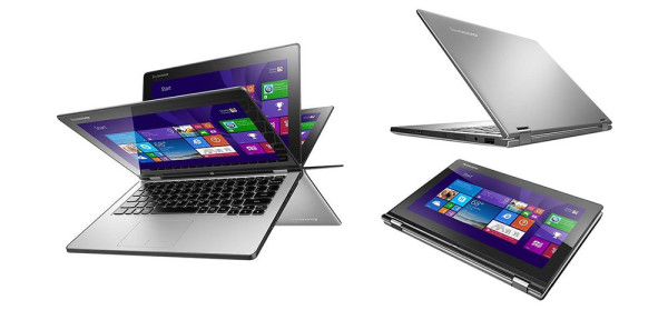 The Lenovo Yoga 2 11 is another 2-in-1 11 incher worth considering right now