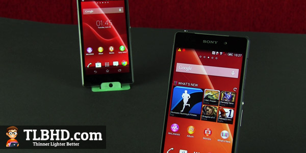 The Sony Xperia Z2 fixes many of the Z1's issues