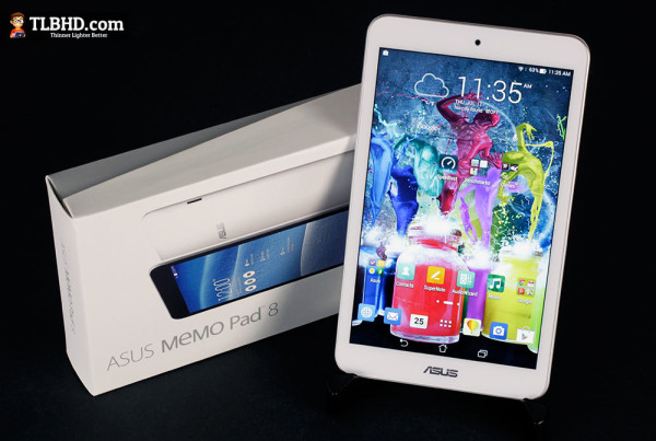 While not perfect, the Asus Memo Pad ME181C is one of the best 8 inch affordable slates of the moment