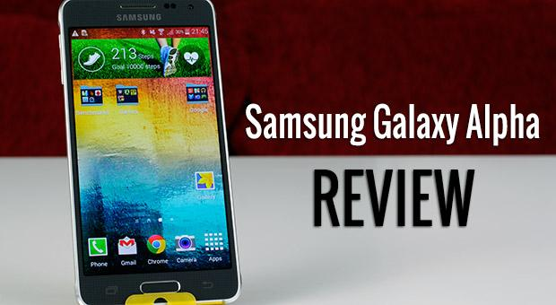 Samsung Galaxy Alpha review – more than just a metallic frame