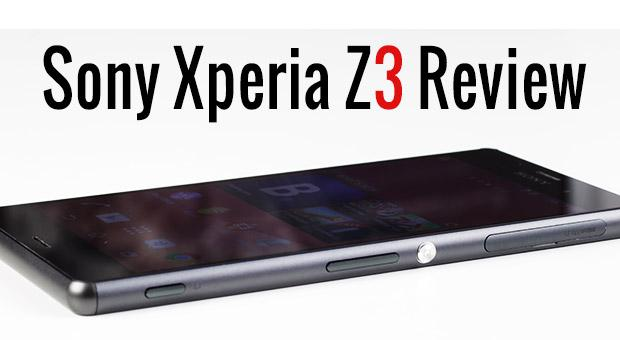Sony Xperia Z3 review – daintiness!