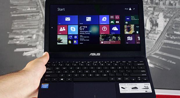 Asus EeeBook X205TA / X205 review – the modern $199 laptop
